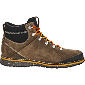 AKU Badia GTX Schoenen Heren, brown/orange